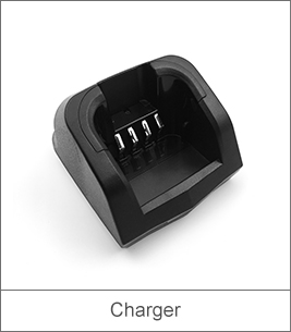 Digital Two Way Radio Charger