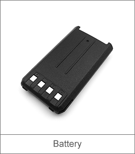 Long Range Walky Talky Battery